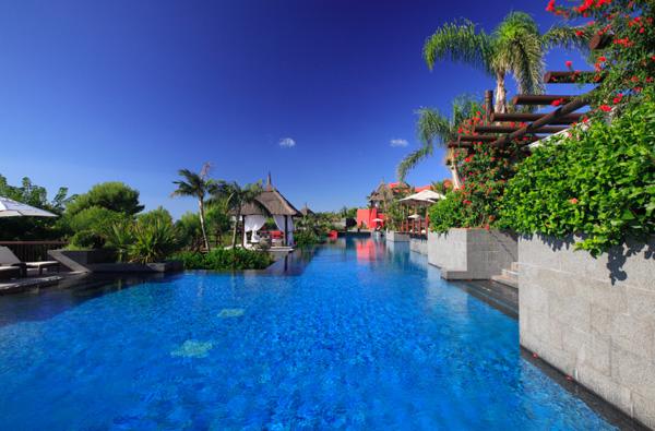 Wellness-Hotel nahe Alicante: Barceló Premium ASIA GARDENS Hotel & THAI SPA