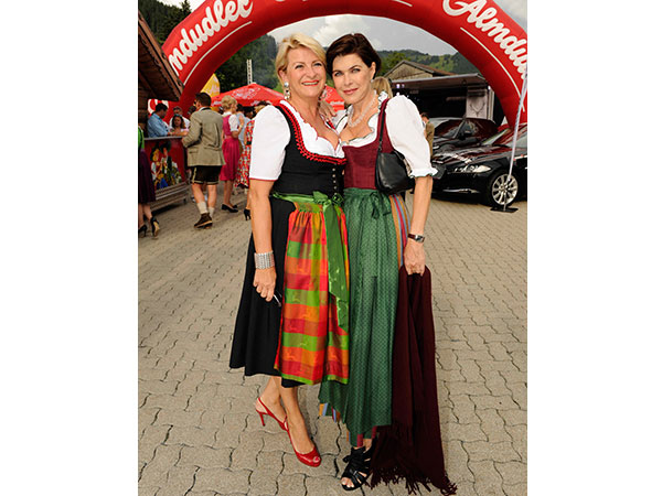 Almrauschparty in Kitzbühel in Bildern