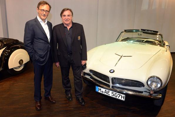 EAGLES Saisoneröffnung in der BMW Group Classic