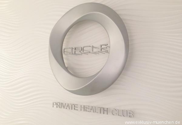 Circle Private Health Club München in Bildern: