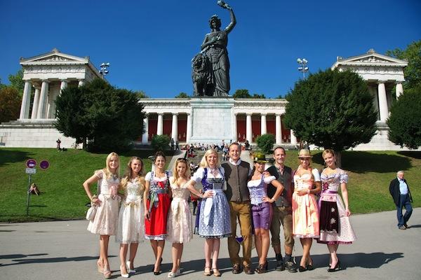 EBEL und COSMOPOLITAN Oktoberfest-Treff für die Clarissa & Michael Käfer Stiftung