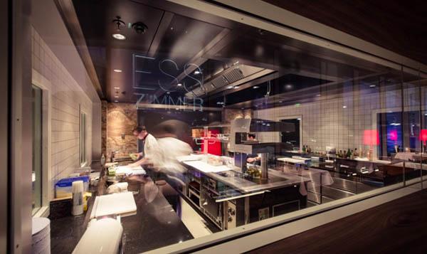 Munchens Neues Fine Dining Restaurant Esszimmer In Der Bmw Welt