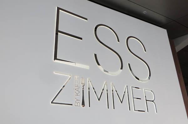 Münchens neues Fine Dining Restaurant: EssZimmer in der BMW Welt