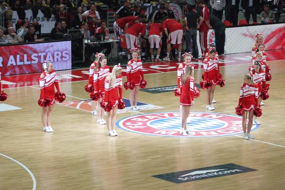 FC Bayern München – Mission Aufstieg bei den Basketballern läuft nach Plan