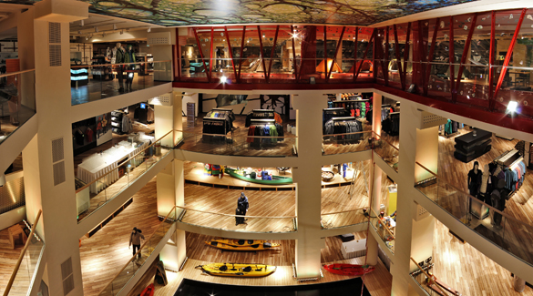 Globetrotter München: Kaufhaus für Weltenbummler