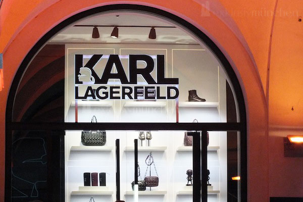 Karl Lagerfeld Shop Opening in München