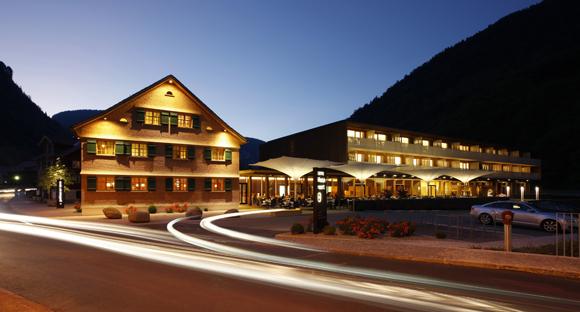 Wochenend-Hotel-Tipp: Sonne Lifestyle Resort im Bregenzerwald