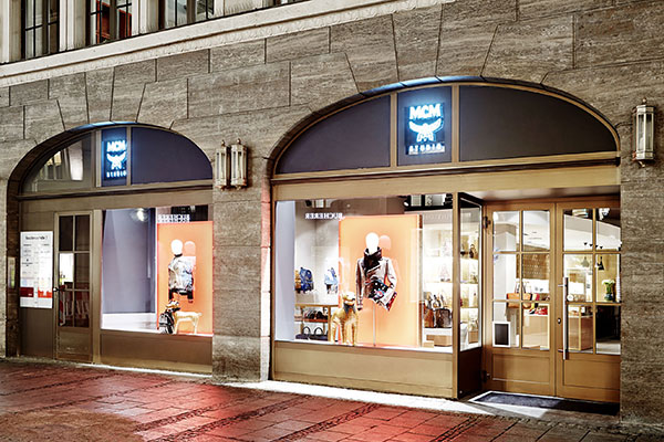 MCM Pop up Store in München