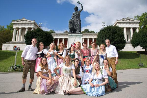 Oktoberfest: Exklusives Charity-Event von Ebel, Cosmopolitan und Clarissa Käfer