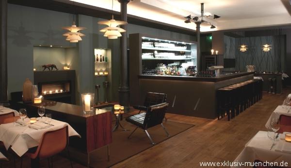 panther grill und bar in m nchen schwabing. Black Bedroom Furniture Sets. Home Design Ideas