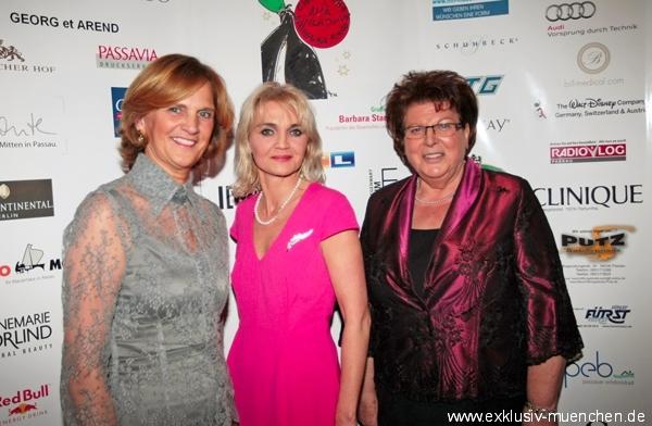 Passauer Runde 2012: Spendenrekord bei der Weihnachts-Charity-Gala