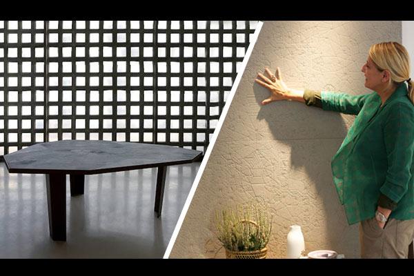Patricia Urquiola in Müchen: Ihre neuesten Design-Objekte