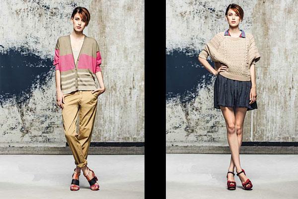 Woolrich Frühling/Sommer 2013: Die wichtigsten Modetrends für SIE