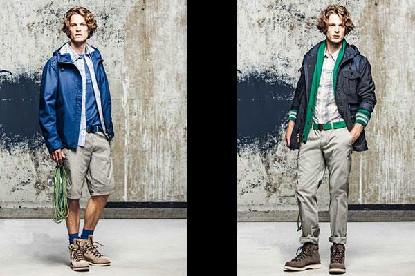 Woolrich Sommerkollektion 2013: Die wichtigsten Modetrends für IHN