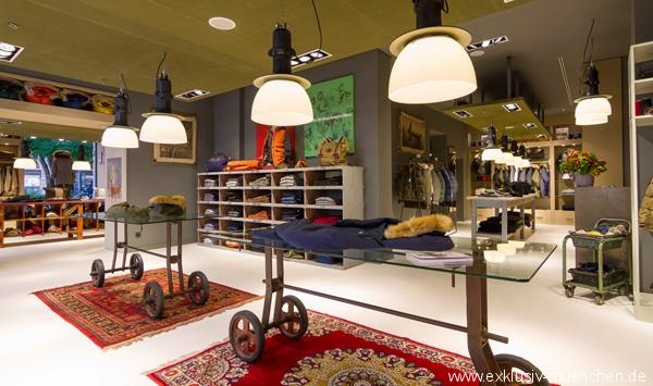 Woolrich Store Opening im Luitpoldblock: Highlights für diesen Winter