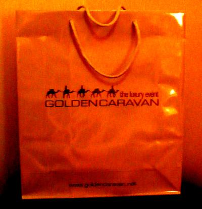 Exklusives Shopping-Event Goldencaravan für drei Tage in München
