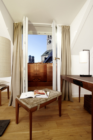 Neuer Hotspot am Viktualienmarkt: Boutique-Hotel LOUIS