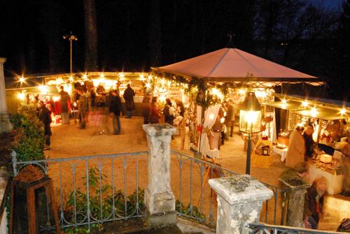 Der exklusivste Weihnachtsmarkt bei München: Hotel La Villa