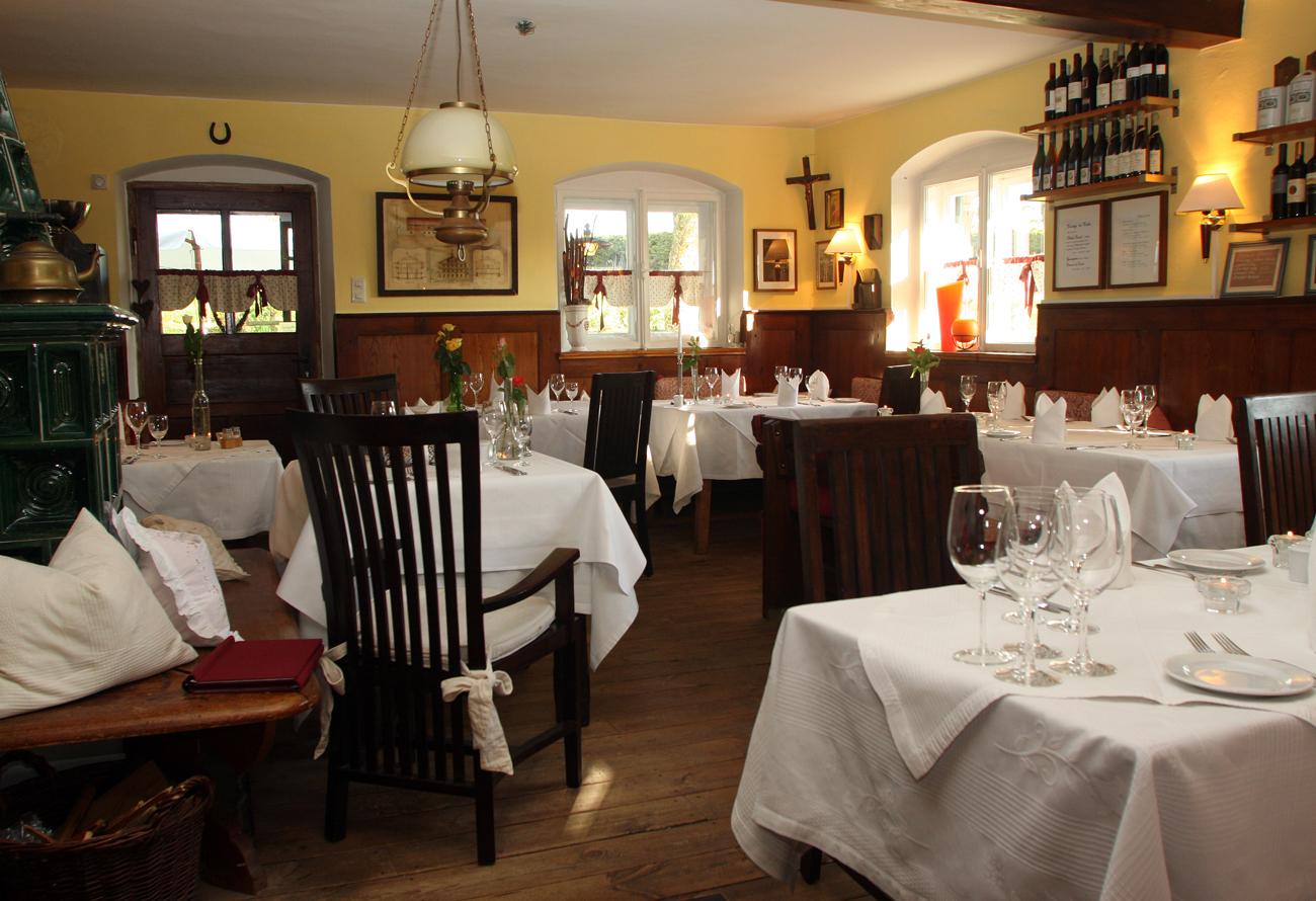 Beste deutsche Küche im Forsthaus Bad Tölz