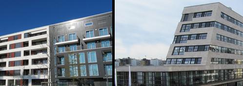 Exklusive Eigentumswohnungen: Arnulfpark City von Concept Bau Premier