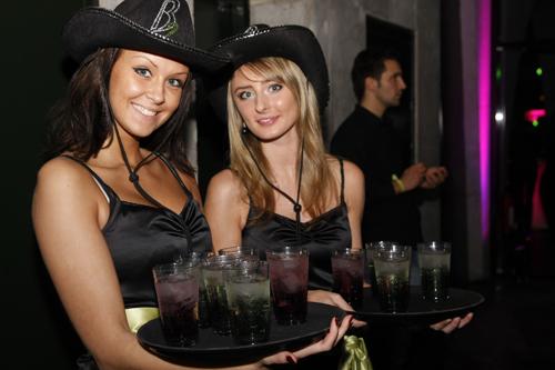 Big Party im P1: Berentzen lanciert erstes B2-Getränk auf Vodka-Basis und Open P1 Door ab 22 Uhr