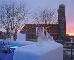 Gourmet Silvester im Hotel Bayerischer Hof