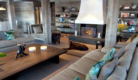 Ski-Urlaub bei Richard Branson in Verbier