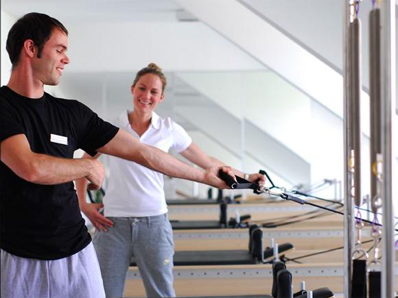 Exklusiver Fitness Club auf 1.500 qm: Lindebergs