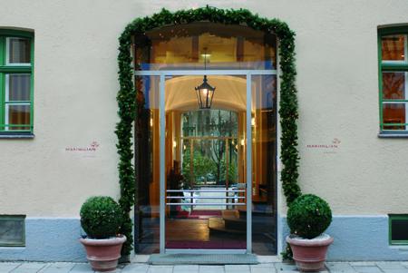 HRS Top 10 Auszeichnung für Münchner Maximilian Hotel