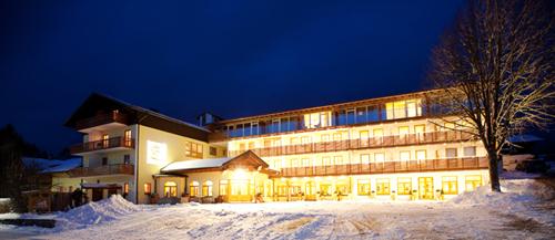 Erstes 'Healing Hotel of the World' im Bayerischen Wald: Ferien und Wellnesshotel Lindenwirt