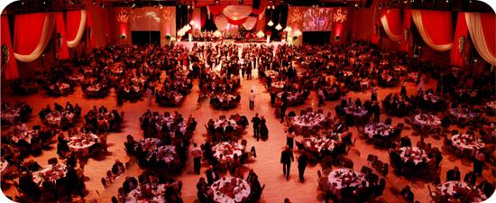 Das exklusivste Fest der Münchner Ballsaison: Kaiserball im Stil des Opernballs