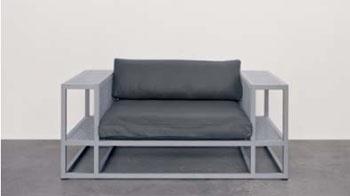 imm cologne 2010: Der Münchner Designer Jörg Schellmann zeigt seine Möbelobjekte
