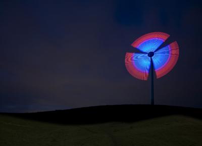 Größter Weihnachtsstern weltweit leuchtet bis 6. Januar 2010 noch in München