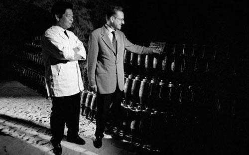 Ein neues Champagner-Zeitalter beginnt für Dom Pérignon: Richard Geoffroy bloggt