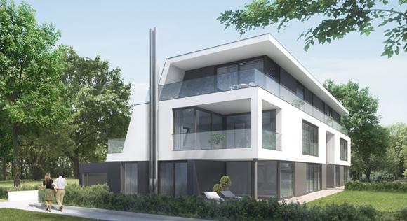 München lohnendste Adresse für Immobilien: Zwei exklusive Objekte von H-I-M Villenbau