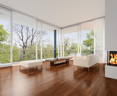 Die neue Schlichtheit bei Wohnimmoblien: H-I-M Villenbau präsentiert 2010 zwei außergewöhnliche Wohnobjekte