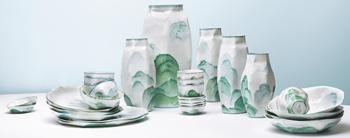Neue Designer-Edition Porzellan Manufaktur Nymphenburg
