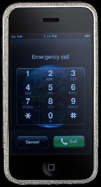 Ein iPhone als Luxusobjekt