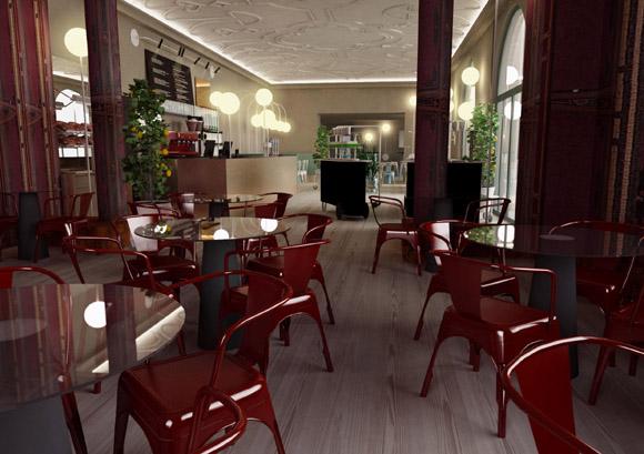 Drei Restaurants unter einem Dach: Das neue Künstlerhaus am Lenbachplatz