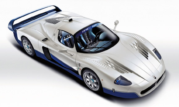 Le Mans in der Garage: MC12 ist der exklusivste Maserati aller Zeiten