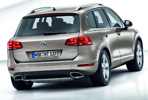 Genfer Automobilsalon: Neuer Touareg ist der neue SUV-Star