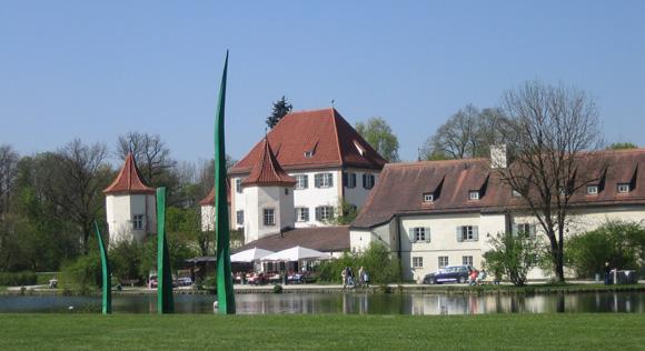Termin für Gartenliebhaber: Gartenmesse 'München blüht' auf Schloss Blutenburg