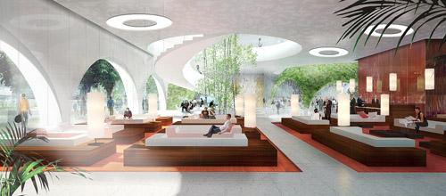 Schwabing arbeitet am glamourfaktor schwabinger tor soll for Design hotel schwabing