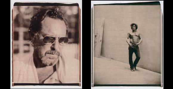Bernheimer Arts lässt die Photokunst mit Polaroids von Julian Schnabel auferstehen