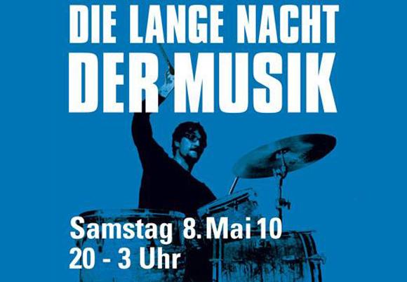 Die lange Nacht der Musik 2010: Ab 20 Uhr finden in München 400 Konzerte statt