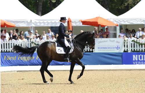 Großes Finale der höchstdotierten Dressurserie der Welt: Exquis World Dressage Masters auf Pferd International