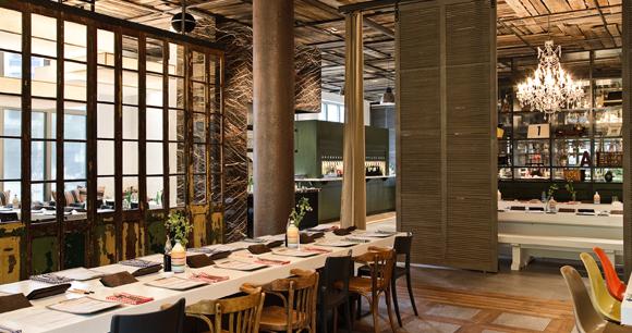 Italienische Küche mit Zukunftsvision: Das LaBaracca am Maximiliansplatz startet mit innovativen Gastrokonzept