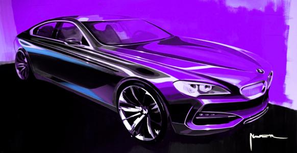 BMW Welt lüftet für zwölf Tage das Geheimnis um das BMW Concept Gran Coupé