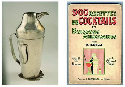 Münchner Barkeeper Mauro Mahjoub zeigt exquisite Privatstücke im Musée de Cognac