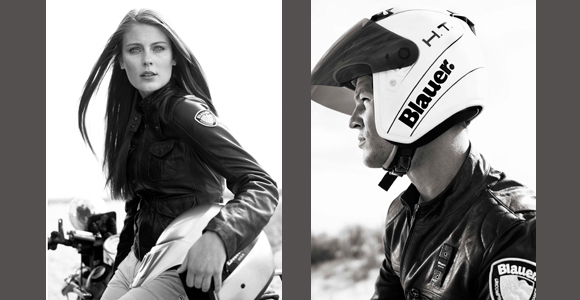 Mode-Upgrade: Blauer macht den Motorradlook gesellschaftsfähig und peppt jedes Outfit auf